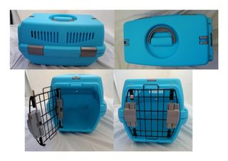 Cat Carrier - Blue