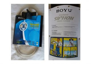 BOYU Siphon Gravel Cleaner - Small