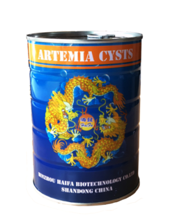 Brine Shrimp Eggs 425g Tin