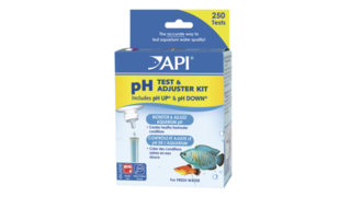 API pH Test & Adjuster Kit - Freshwater