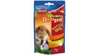 Vitamin Drops - Carrot 75g