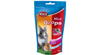 Mini Drops - Strawberry 75g
