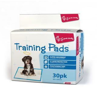 Yours Droolly Puppy Training Pads - 30 Pack