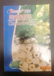 Ceramic Bio Rings 500g Box - 1.5cm