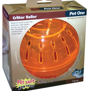 Pet One - Critter Roller 14cm