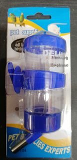 Pet Drink Bottle 80ml - Blue