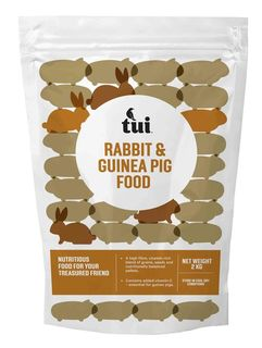 Tui Rabbit & Guinea Mix 2kg