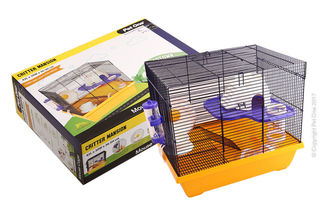 Critter Mansion Mouse Wire Cage