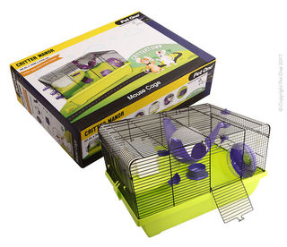 Critter Manor Mouse Cage