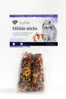 Topflite Rabbit & Guinea Pig Nibble Sticks