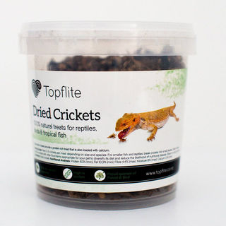 Topflite Dried Crickets 45g