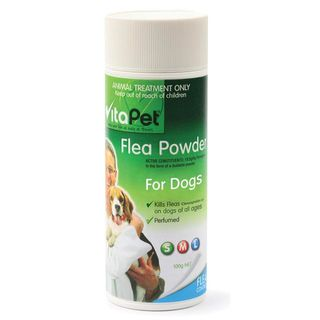 Vitapet Flea Powder for Dogs 100g