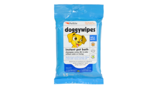 Petkin Doggy Wipes 20pk