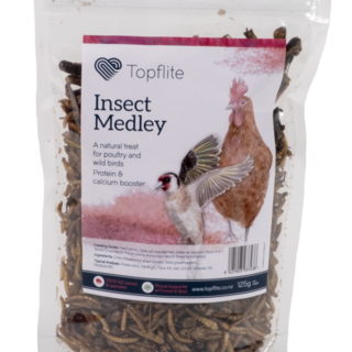 Topflite Insect Medley 125gm