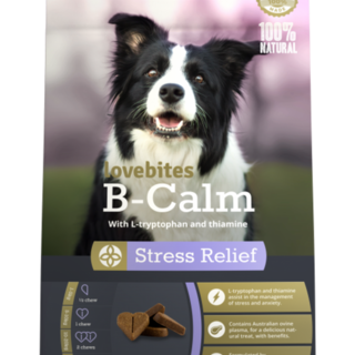 Lovebites B-Calm Chews 60 Chews