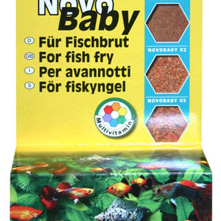 JBL NovoBaby 30ml (18g) 3x10ml Set (rearing Diet)