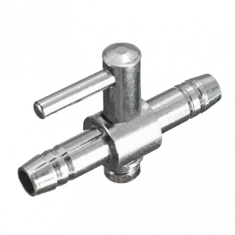 Stainless steel 1 way air valve