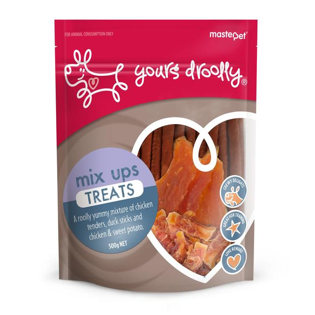 Yours Droolly MixUps Treats 500g